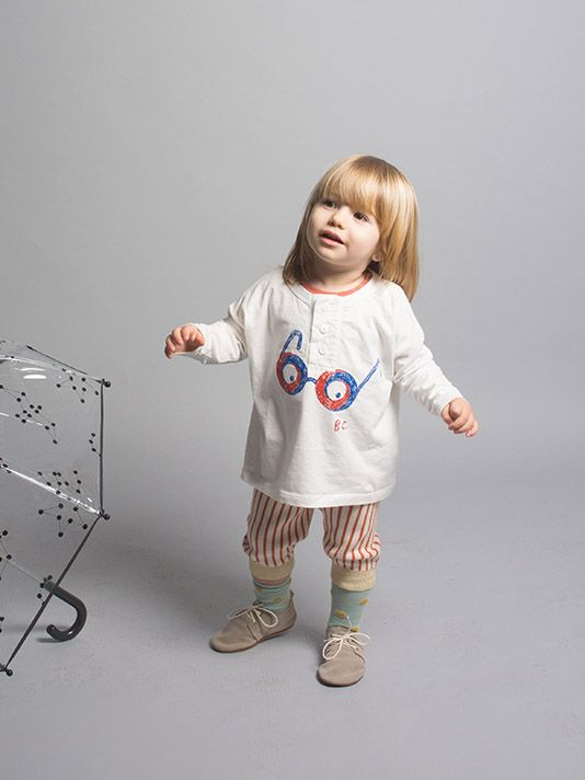 The Bobo Choses Autumn / Winter Collection @ Elias & Grace. Expect playful pieces & poetic prints at every turn!