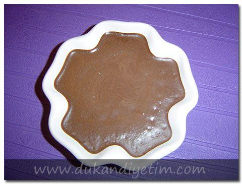 Dukan Çikolata, Nutella Tarifi » Dukan Tarifleri