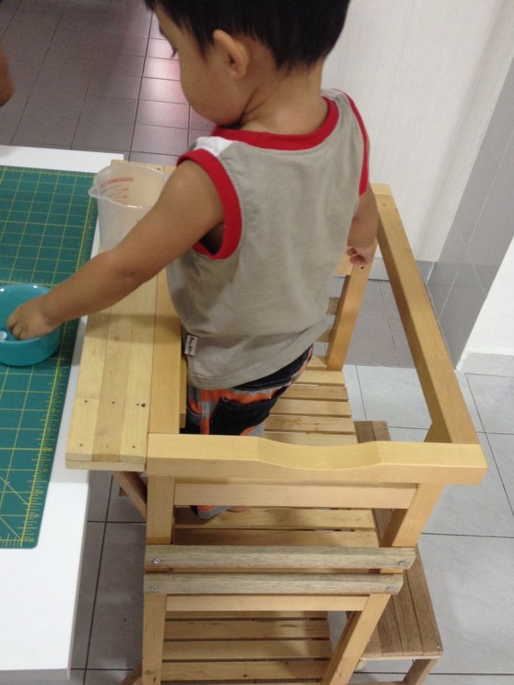 1000 Ideas About Learning Tower Ikea On Pinterest