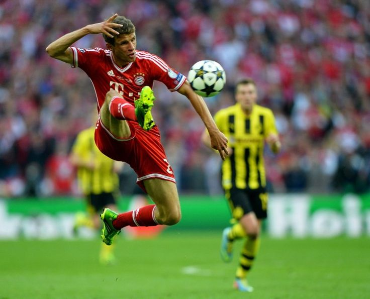 Thomas Müller: Europas Fußballer des Jahres?
