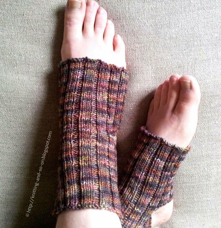 17 Besten Yoga Socks Knit Bilder Auf Pinterest Socken Stricken