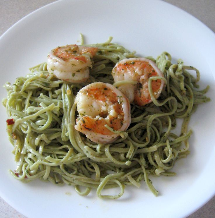 AWESOME Recipe with Edamame Spaghetti noodles