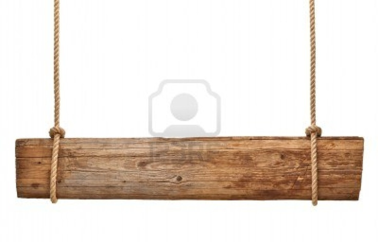 Hanging wooden signs over tables saying what they are! ( leather/ painting/ etc.)