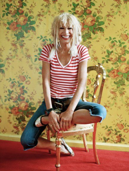 Betsy Johnson, my favorite designer and my inspiration for the style I wanted to have after I turned 30.  I can't afford her clothing but her styles inspired me to learn to sew and make my own stuff!!!