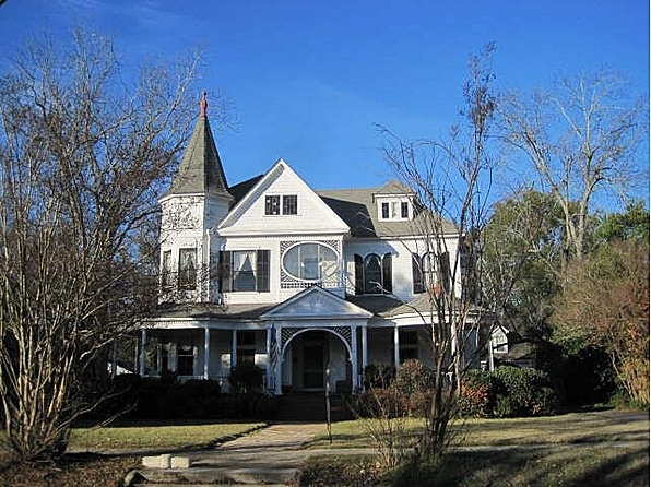 1894 Queen Anne Newnan GA We Would Go To Visit