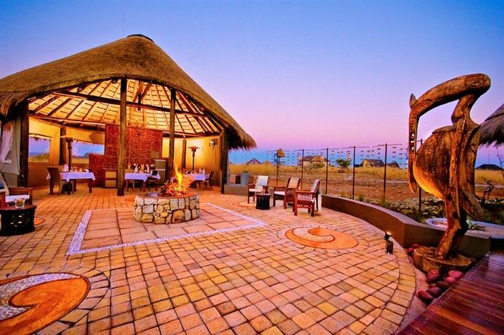 Boma & Lapa at Botsebotse Luxury Retreat, Bela Bela