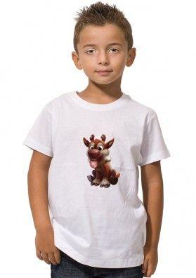 Camiseta Sven Frozen