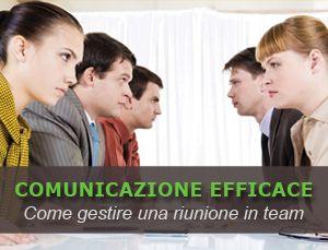 #Comunicazione: scopriamo come condurre una riunione in modo efficace.  P2Solution