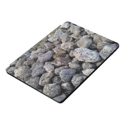 Outdoor Rocks Picture Fun iPad Pro Cover - photos gifts image diy customize gift idea