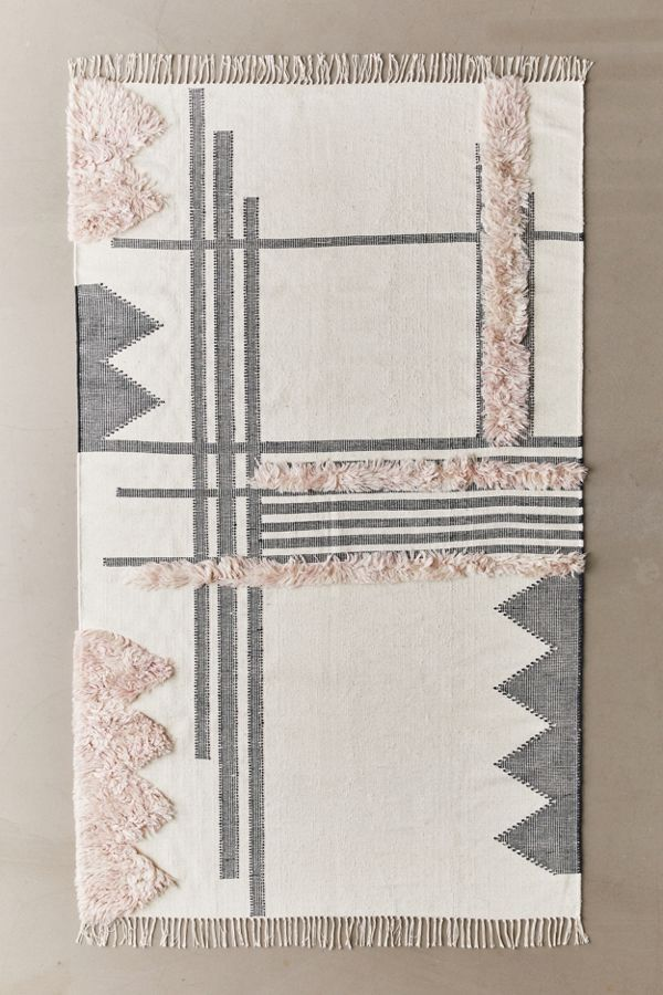 Isla Woven Tufted Rug Tufted Rug Woven Rug Rugs On Carpet
