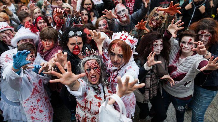 Katastrophenvorsorge aller Art: Illinois plant für die Zombie-Apokalypse