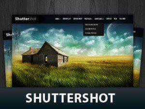 Template Shuttershot Wordpress Theme