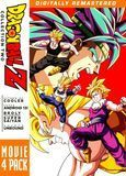 DragonBall Z: Movie 4 Pack - Collection Two [4 Discs] [DVD]