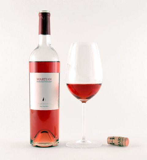 2009 Martian Grenache Rose #wine @helloclubw www.clubw.com