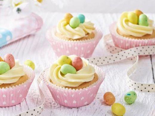 Velikonoční cupcake - Recepty na každý den
