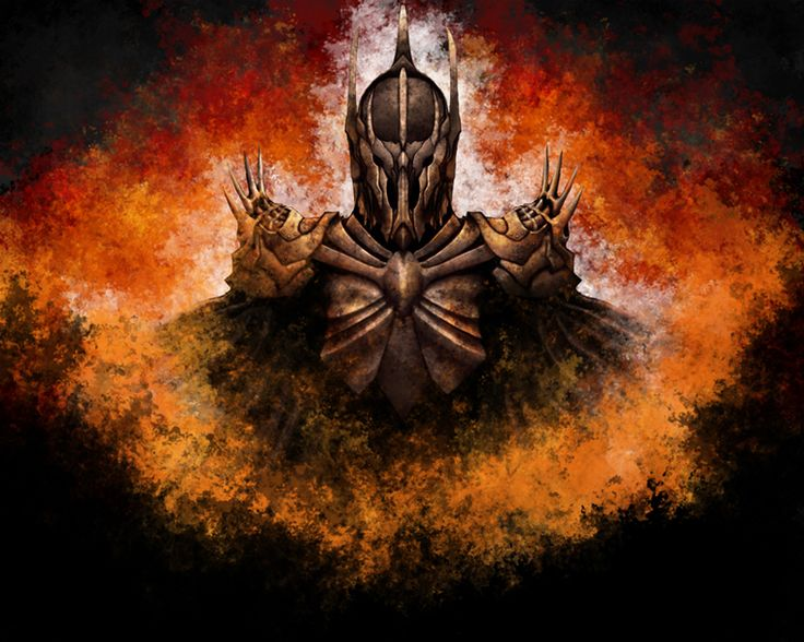 The gallery for --> Tolkien Illustrations Sauron