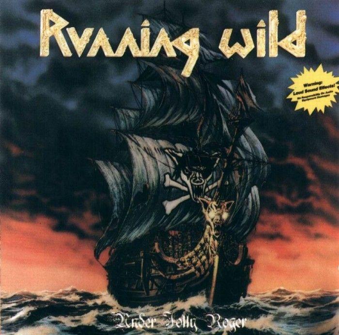 Running Wild - 1987 - Under Jolly Roger