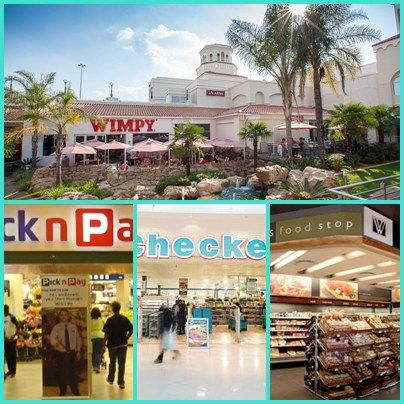 Dél-Afrikai ételek és éttermek - bevásárlás Dél-Afrikában