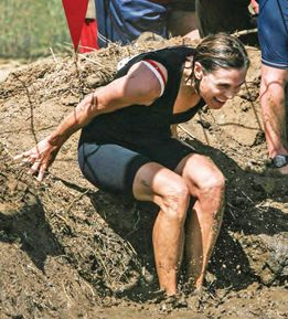 Ovarian Cancer Survivor Running True to Form Once Again - In 2012, Leslie Ginsberg had just placed first in her age category for the fifth time at the Camp Pendleton Mud Run. A week later, the then-65-year-old was feeling an unusual fullness and bloating in her abdomen. She was shocked to learn she had Stage 3 ovarian cancer.