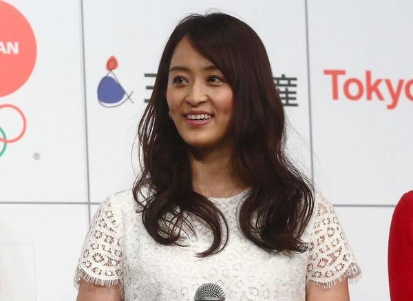 元体操・田中理恵、美ウエスト披露…「今は一枚脂肪がのってる」割れた腹筋を取り戻す決意