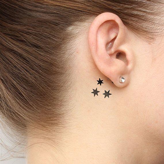 Estas estrelas: | 21 tatuagens temporárias do Harry Potter que todos os fãs vão adorar