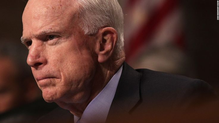 cool McCain: Trump is poorly informed, impulsive