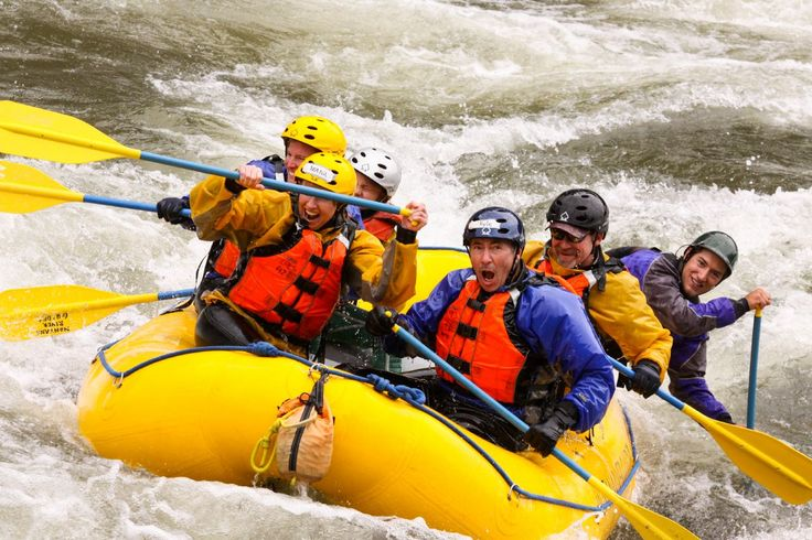 Doing White Water River Rafting Trip the Right Way >> Rafting trips vary from low-impact, moderate to highly adventurous exhilarating experiences depending on the river and rapid type. >> #RiverRaftingTrip #Rafting #RiverRafting #India