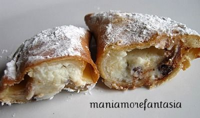 Cassatelle di carnevale | dolci carnevale | ricetta cassatelle ricotta
