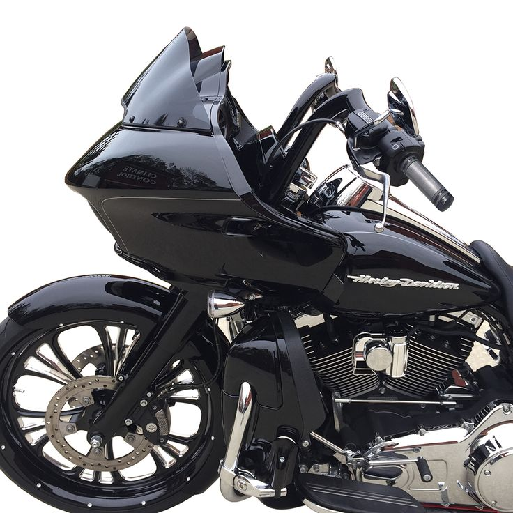 "12"" MONSTER MAYHEM 1-1/2 BARS 2015 UP HARLEY ROAD GLIDE, Harley Custom Handlebars- Custom ape hangers"