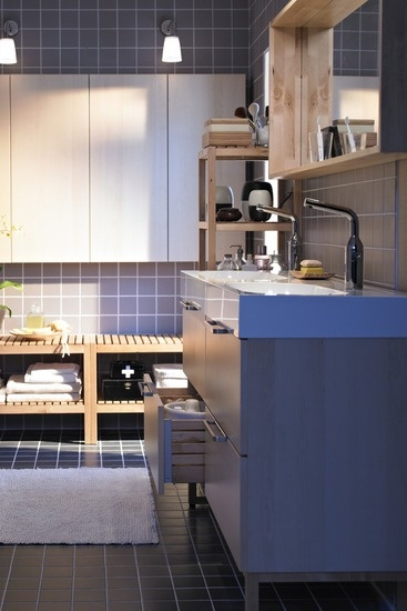 Kako urediti malu kupaonicu?: Small Bathroom Design, Interiors Design, Dreams Bathroom, Small Bathrooms, Bathroom Mirror, Bathroom Designs, Bathroom Ideas, Ikea Bathroom, Spa Bathroom