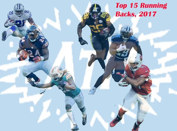 Top 15 Running Backs, 2017 - Around the Pros