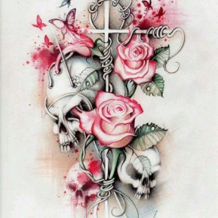 11 Best Good Vs Evil Tattoos Images On Pinterest