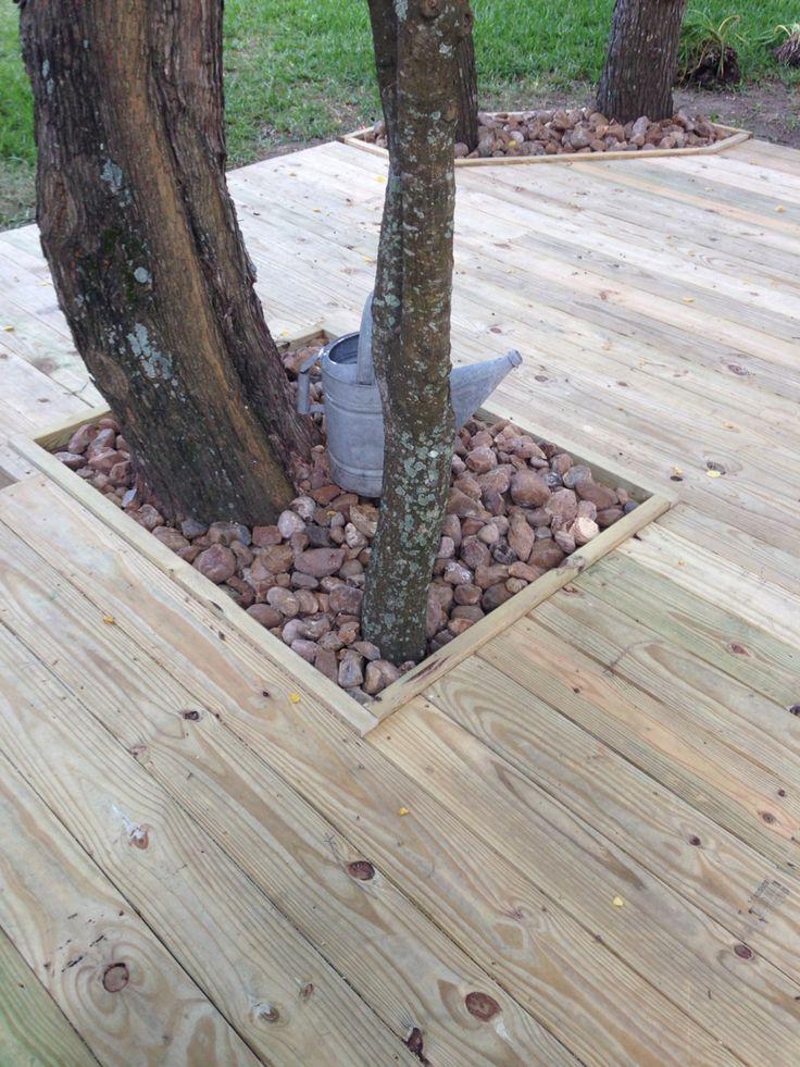 25 Best Ideas About Deck Around Trees On Pinterest Tree