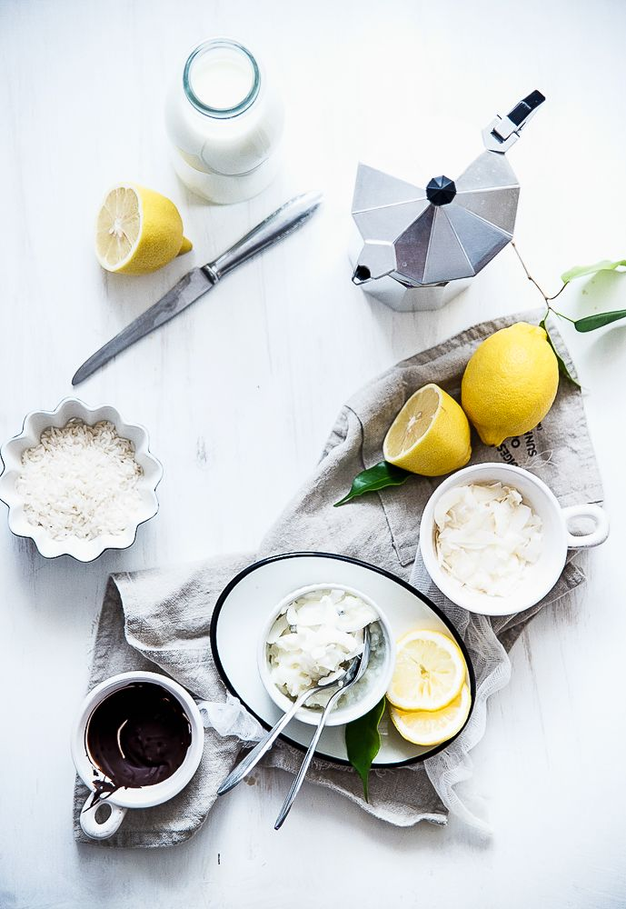 picante-jalapeno.blogspot.com: Pudding ryżowy cytrynowo-kokosowy