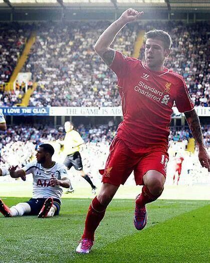 Alberto Moreno - Liverpool FC