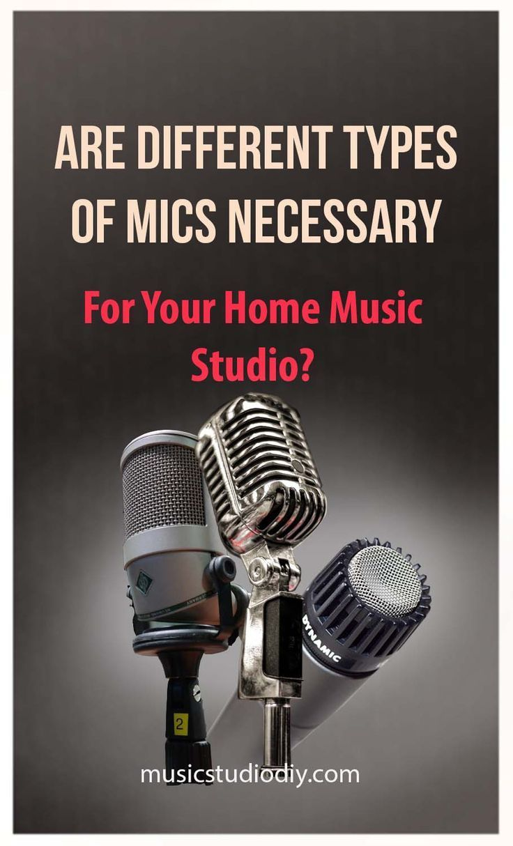 A Look At Necessary Music Production Equipment For Home Music Studios A Recording Microphone Is Neces Recording Studio Home Recording Studio Home Studio Music