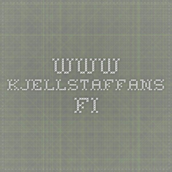 www.kjellstaffans.fi