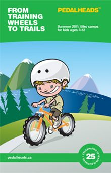 Pedalheads™ / Bike Camps & Swimming Lessons for Kids - providing innovative and effective programs that are safe, fun and challenging. We invite children to discover a world of opportunities. We provide swimming and cycling programs that promote kids' health and development and have earned a reputation of excellence in the communities that we serve. #Victoria #VictoriaBC #KidsInVictoria #KidsActivities