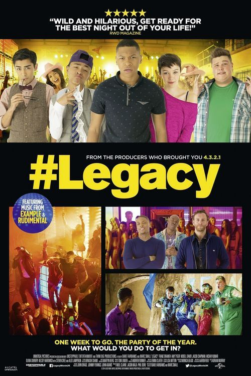 Legacy Full Movie Online Streaming 2015 check out here : http://movieplayer.website/hd/?v=3137546 Legacy Full Movie Online Streaming 2015  Actor : Franz Drameh, Amy Tyger, McKell David, Jacob Chapman 84n9un+4p4n