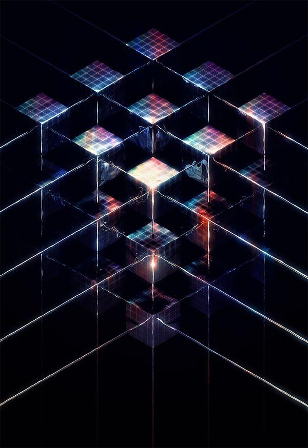 Retro Futurism IV by Sakke Soini, via Behance