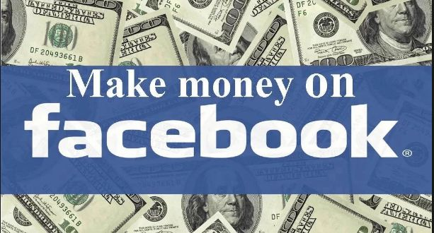 How To Make Money On Facebook!!