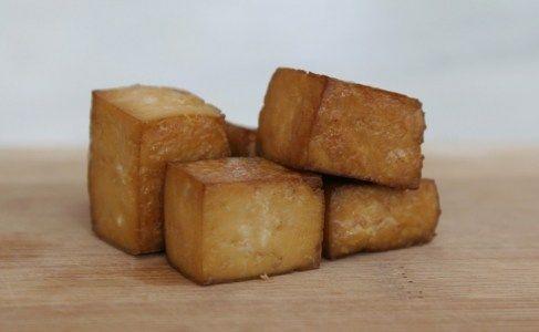 Savory Lapsang Souchong Tofu