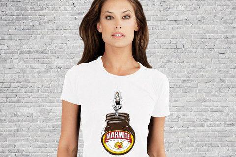 Marmite addict - Girls T-shirt