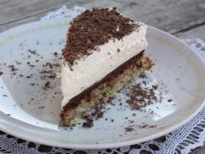 Mandľovo smotanová torta - recept