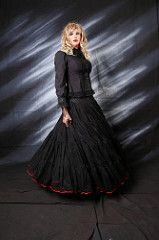 Sabrina as dark princess (sabrinamueller789) Tags: tgirl tranny crossdresser…