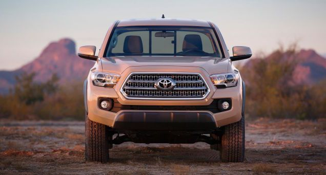 2016 Toyota Tacoma Priced From $22,200 To $39,375