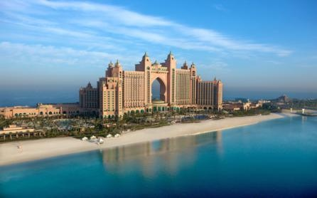 The most iconic image of Atlantis, The Palm in Dubai