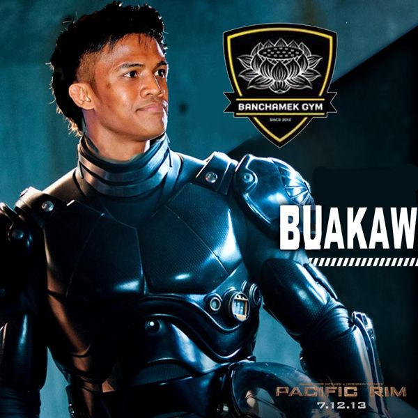 Pacific rim Thailand BY    Buakaw