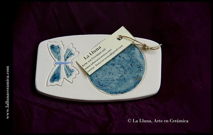 Cerámica y regalos en La Lluna, Arte en Cerámica, en Caleao, Caso. Parque Natural de Redes www.lallunaceramica.com