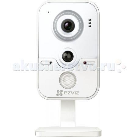 Ezviz Видеоняня C2W Wi-Fi  — 5490р. ----------------------------  Ezviz Видеоняня C2W Wi-Fi - миниатюрная цветная IP-камера с подключением через Wi-Fi, встроенным микрофоном и динамиком. Это оптимальное решение для ведения наблюдения за домом, квартирой или другим небольшим объектом за счет простоты установки и легкости эксплуатации.  Устройство имеет компактные размеры и легко устанавливается в любом удобном для пользователя месте. Чтобы вести видеонаблюдение за домом из любой точки мира…